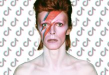 David Bowie is now on TikTok