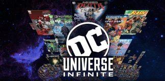 DC UnIverse Infinite arrives