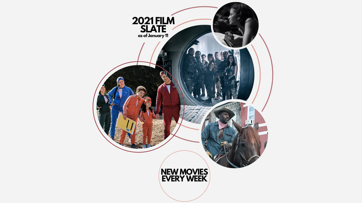 2021: New Movies on Netflix every week - PalabasTayo