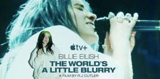 Apple TV+ announces Billie Eilish live event