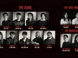 Netflix announced cast of La Casa de Papel