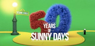 Sesame Street: 50 Years of Sunny Days premieres April 26