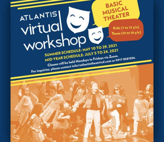 Atlantis Virtual Workshop continues in May