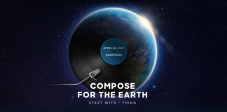Discovery launches Compose for the Earth campaign