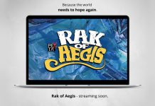 Rak of Aegis to stream online