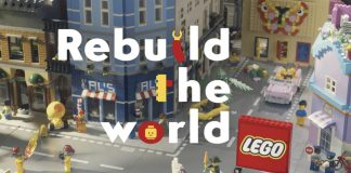 LEGO brings Rebuild the World to PH