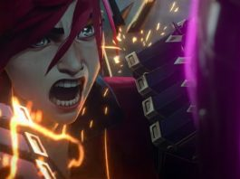 League of Legends comes to Netflix with Arcane