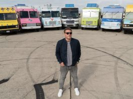 The Great Food Truck Race: All-Stars premieres June 6