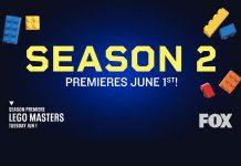 LEGO MASTERS Season 2 premieres June 1