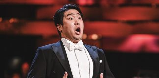Baritone Gihoon Kim wins Cardiff Singer of the World 2021