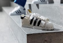 adidas and LEGO