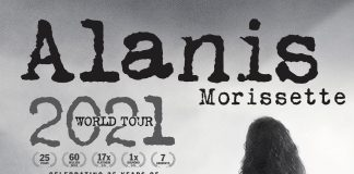 Alanis Morissette new tour dates