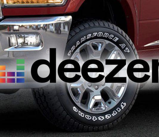 Deezer and Firestone promote artists