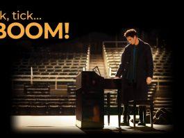 tick, tick.. BOOM! teaser