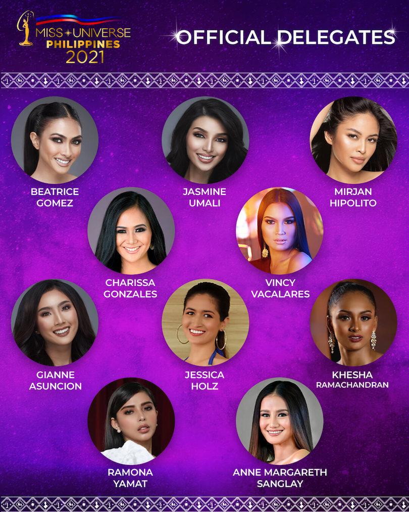 Miss Universe Philippines 2021