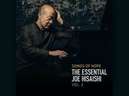 Joe Hisaishi to release Songs of Hope