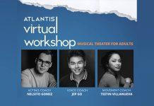 Atlantis Musical Theater Workshop