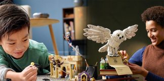 New LEGO® Harry Potter sets